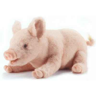 Peluche Cochon couch� - Animaux 4944