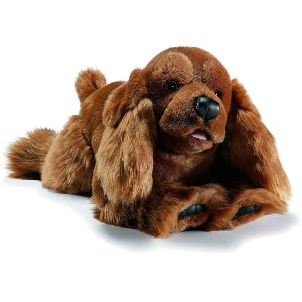 Anima - Peluche cocker 42 cm -7036