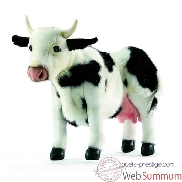 peluches vaches et cochons dans peluche de la ferme sur. Black Bedroom Furniture Sets. Home Design Ideas