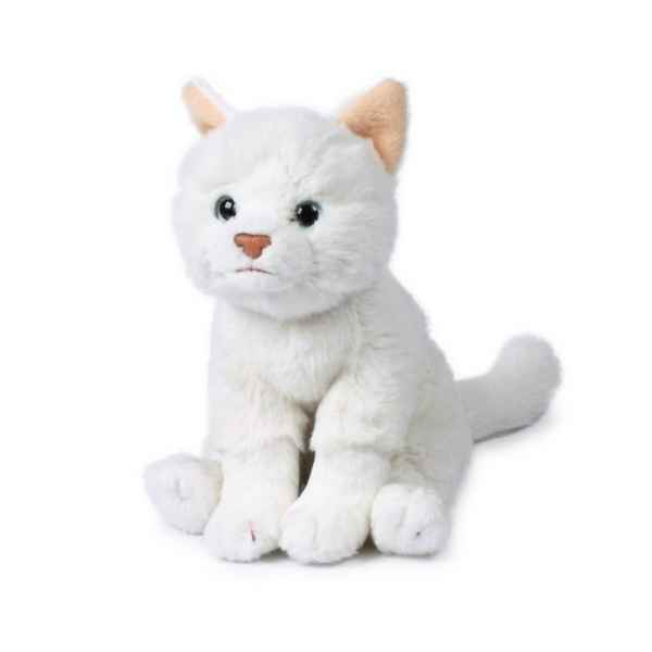 Peluche Chat assis 15 cm ACP -28179004