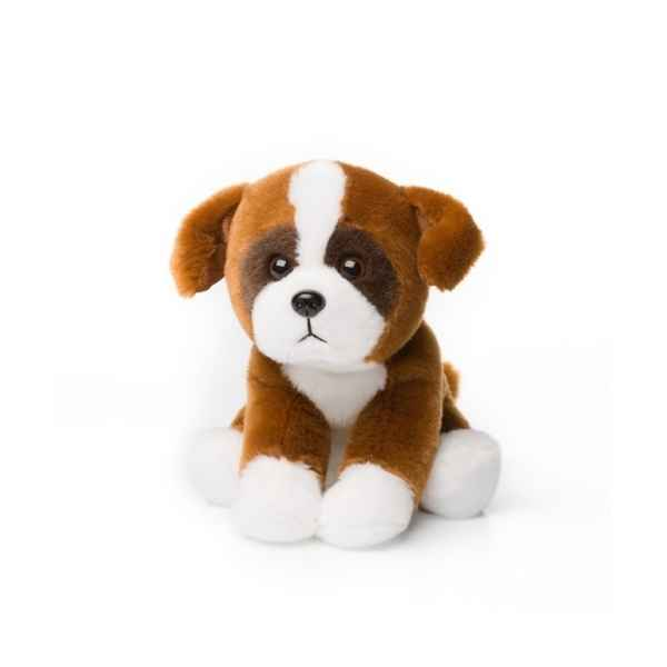 Peluche anna club plush Boxer assis - 15 cm -28300002