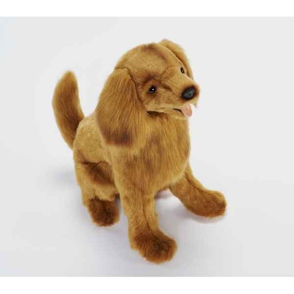 Golden retriever brun 28cmh Anima -6184