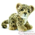 Video Anima - Peluche bebe leopard assis 18 cm -6166