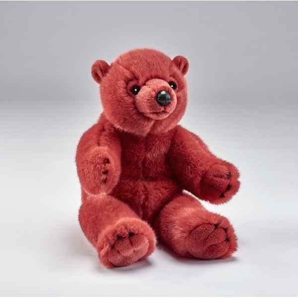 Peluche Ourson cherry 35cmh Anima -1860