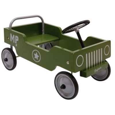 porteur en m tal baghera porteur jeep 850 dans les porteurs sur jouets prestige. Black Bedroom Furniture Sets. Home Design Ideas