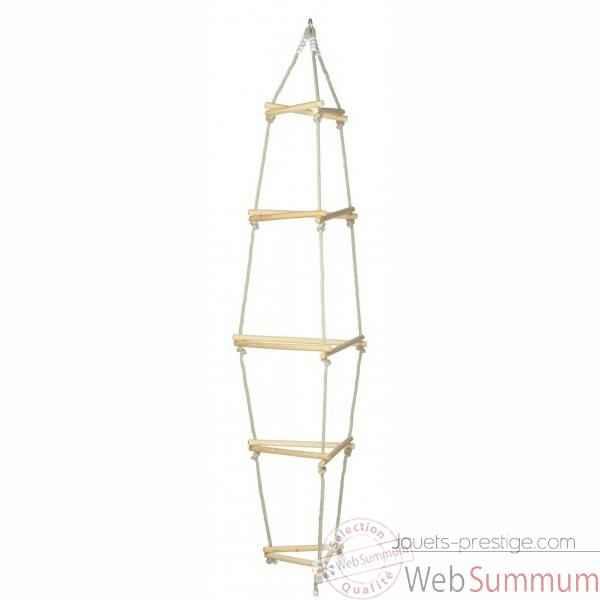 balan oire chelle enfant de corde triangle 1555 de jouet plein air jouets. Black Bedroom Furniture Sets. Home Design Ideas