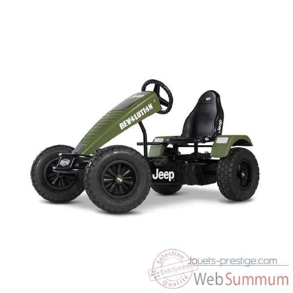 Jeep® revolution bfr-3 Berg Toys -07.21.06.00