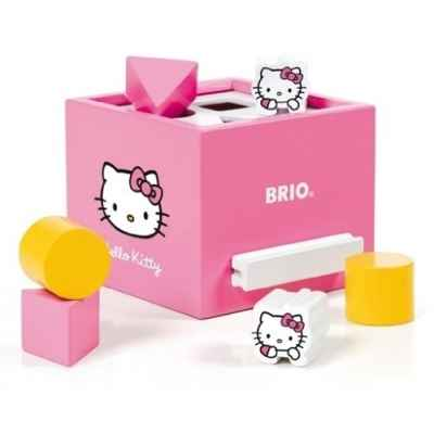 Jouets Brio Hello Kitty