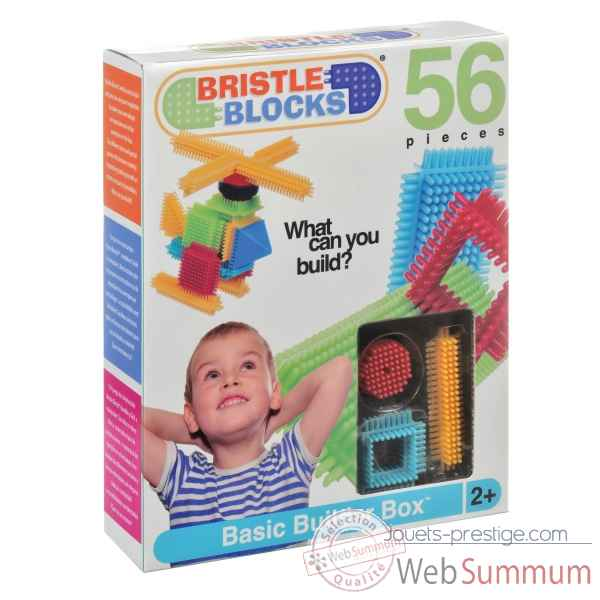 Basic builder box Bristle Blocks -BA3070D