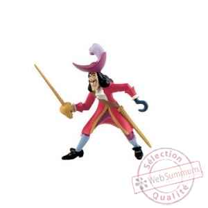 Figurine bullyland captaine hook -b12651
