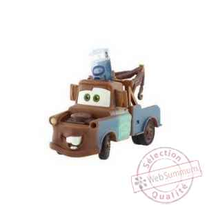 Tirelire - mater licence cars 2 Bullyland -B12187