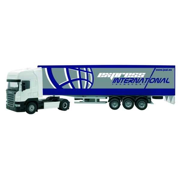 Camion Scania Tautliner Joal-386