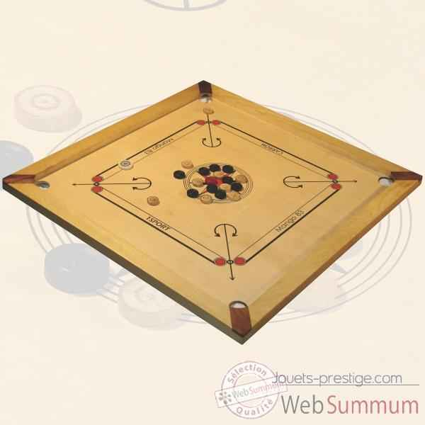 Video Carrom Mango en bois 66cm -CBM1