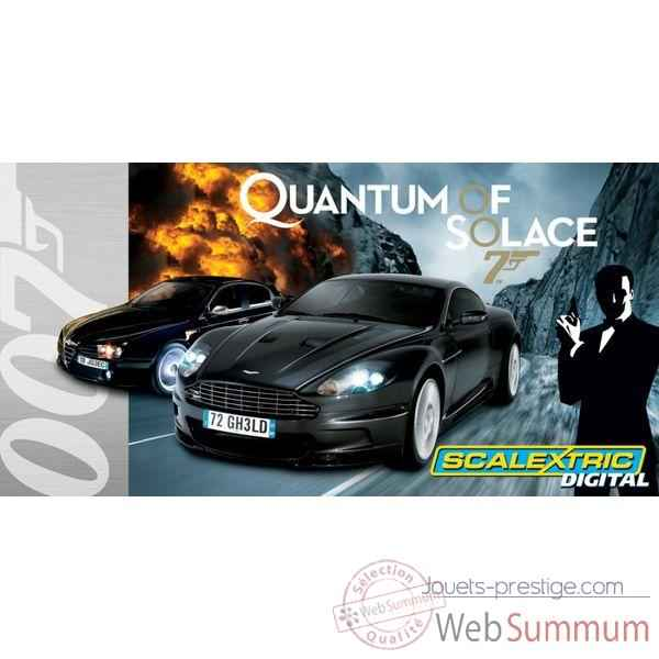 Coffret Digital Scalextric James Bond 007 -sca1222