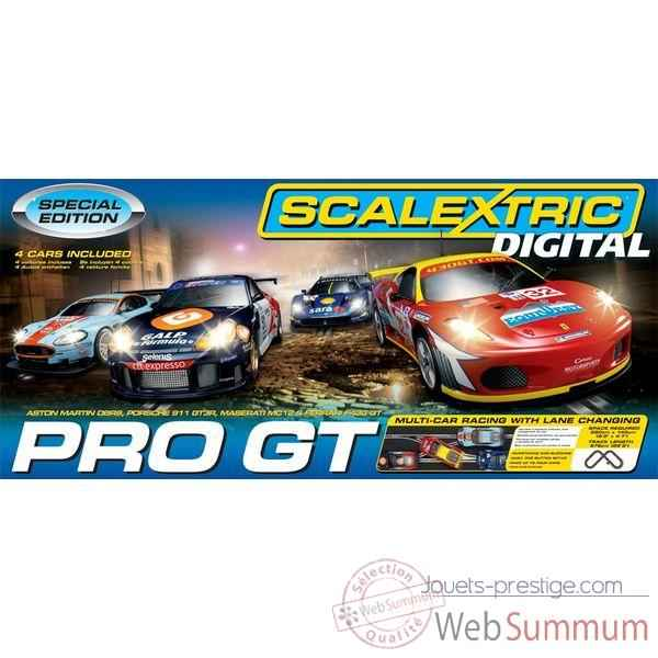 Coffret Digital Scalextric Pro GT -sca1242