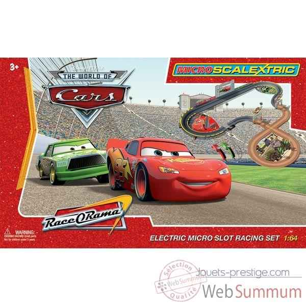 jouets coffret micro circuit cars the movie sca1059 de. Black Bedroom Furniture Sets. Home Design Ideas