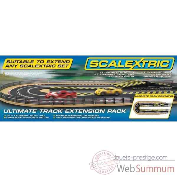 Coffret Rails Sport Scalextric Ultimate Extension Pack -sca8514