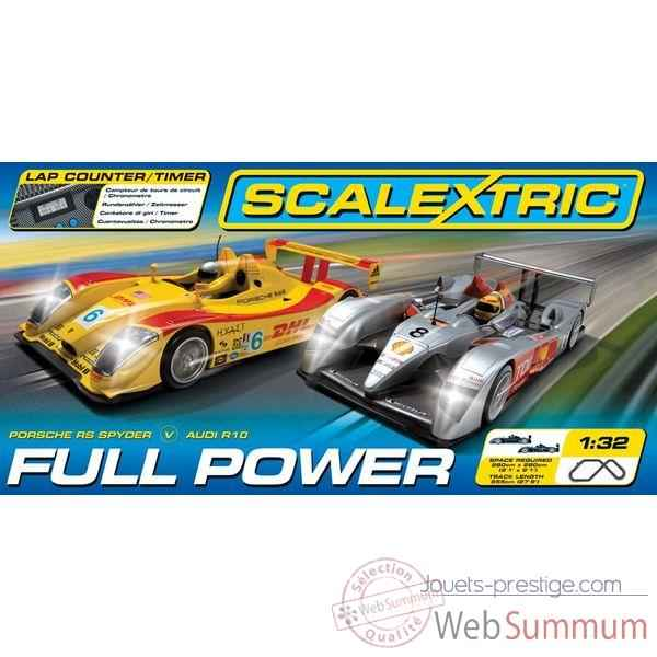Coffret Sport Scalextric Full Power -sca1221