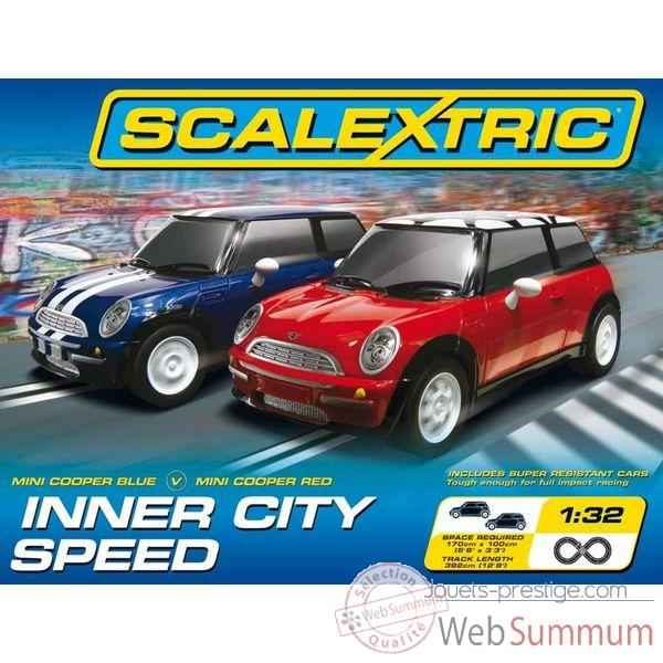 Coffret Sport Scalextric Inner City Speed -sac1194p
