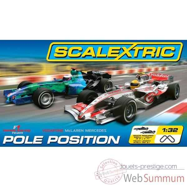 Coffret Sport Scalextric Pole Position -sca1198p