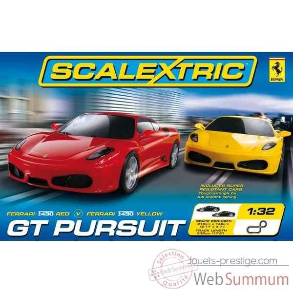 Coffret Sport Scalextric Poursuite -sca1195p