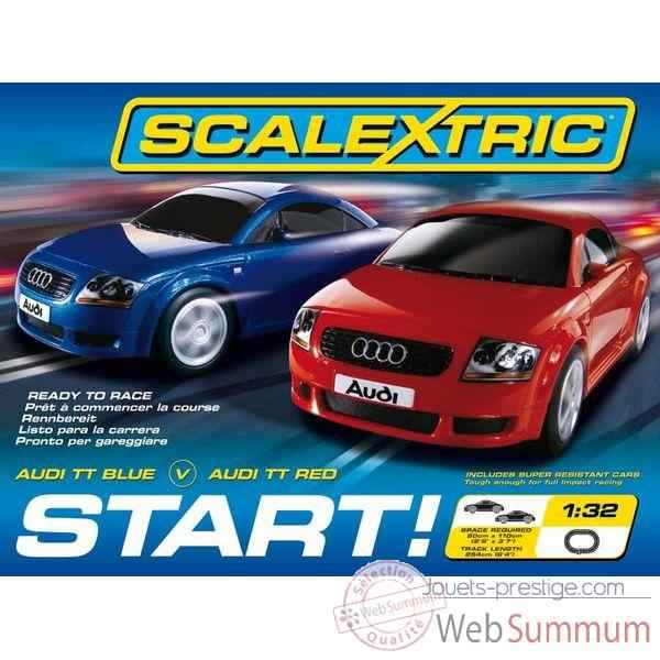 Coffret Sport Scalextric Start -sca1203p