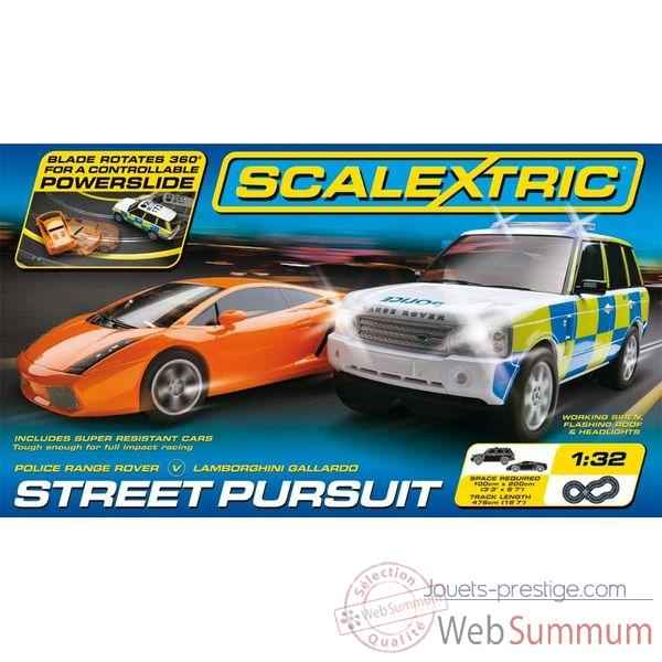 Coffret Sport Scalextric Street Pursuit -sca1199p