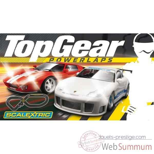 Coffret Sport Scalextric Top Gear -sca1218