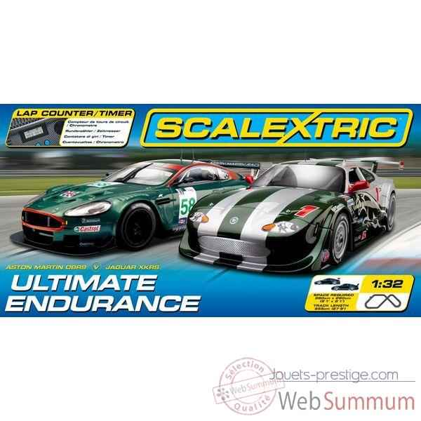 Coffret Sport Scalextric Ultimate Endurance -sca1200p