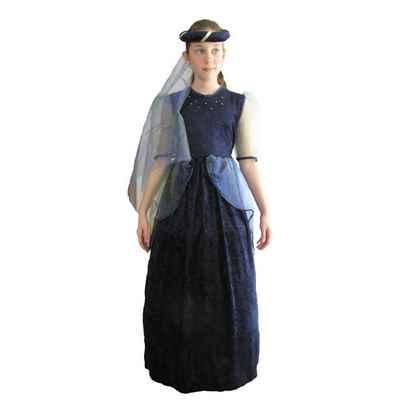 au fil des contes robe princesse bleue taille 10 ans de jouet costumes. Black Bedroom Furniture Sets. Home Design Ideas