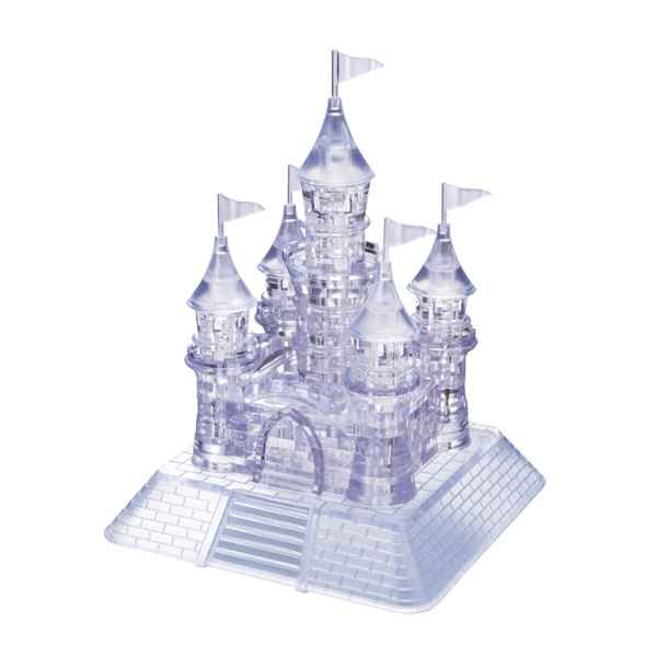 Puzzle 3d chateau transparent Crystal Puzzle -6191002