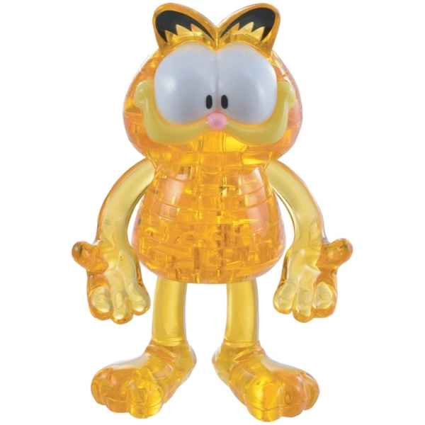 Puzzle 3d garfield Crystal Puzzle -6190136