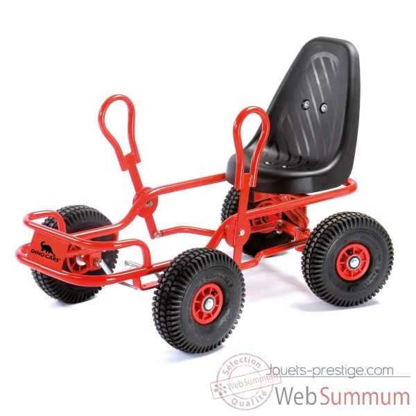Buggy rouge Dino Cars -0215