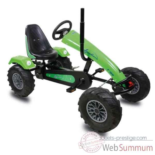 track bf3 deutz fahr vert dino cars dans kart pedales divers marques. Black Bedroom Furniture Sets. Home Design Ideas