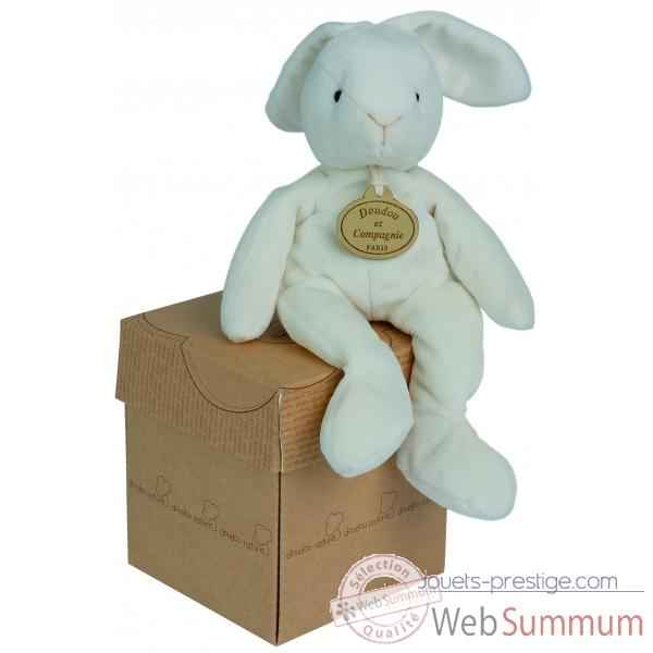 doudou et compagnie doudou lapin pm 305 dans doudou et peluche 1er age. Black Bedroom Furniture Sets. Home Design Ideas