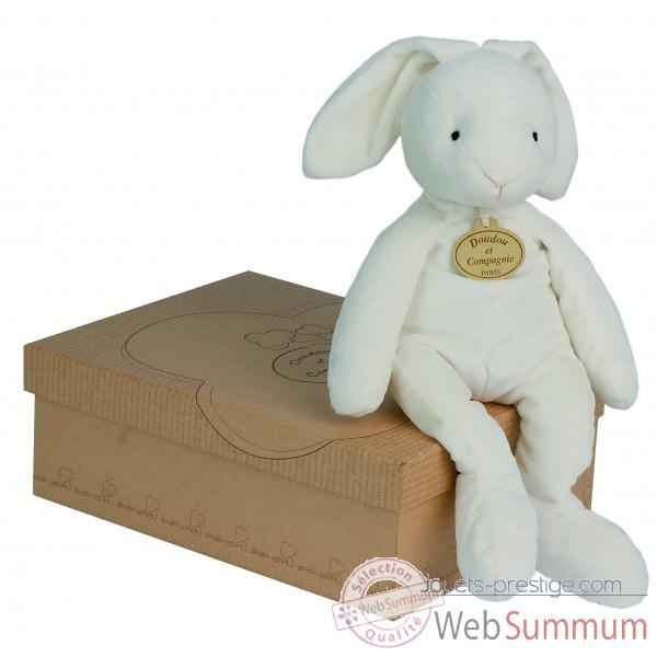 doudou et compagnie doudou lapin gm 308 photos jouets prestige de doudou et compagnie. Black Bedroom Furniture Sets. Home Design Ideas