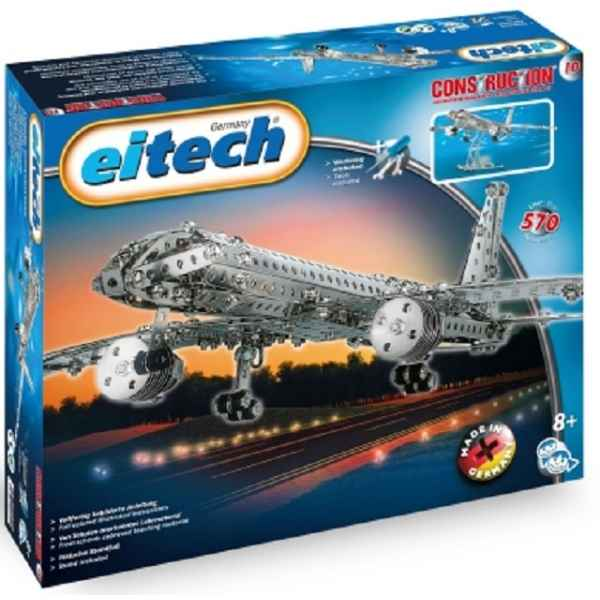 Eitech construction - avion -C10