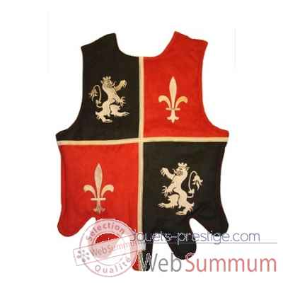Chevalier rouge armure Eventyr Company -100200