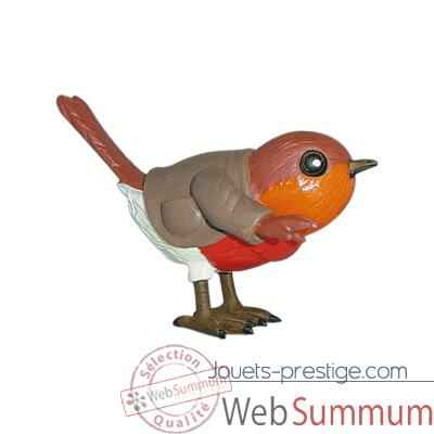 Figurine Georges le rouge -gorge -65813