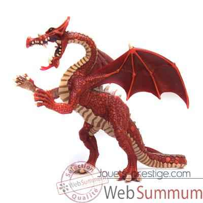 Figurine le grand dragon rouge-60436