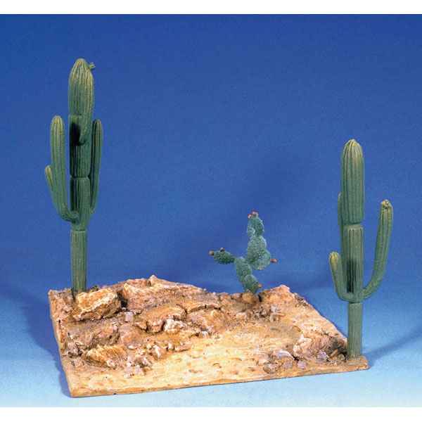 Figurine - Kit a peindre Decor du Far West I - AS-003