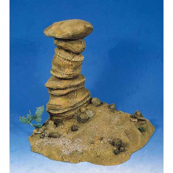 Figurine - Kit a peindre Decor du Far West II - AS-004