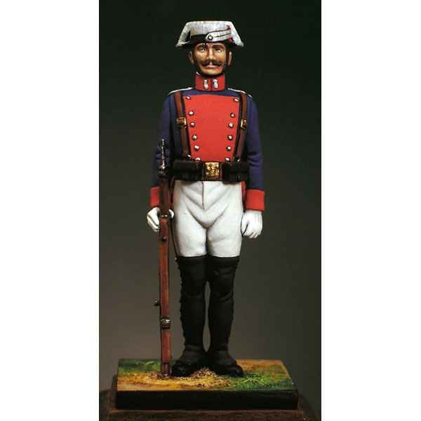 Figurine - Kit a peindre Guardia civil  en tenue de gala en 1911-1931 - KSE-001