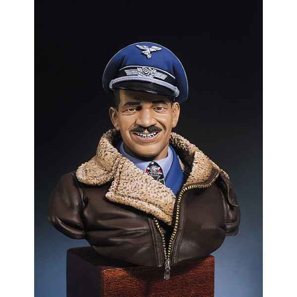 Figurines - Buste  Adolf Galland - S9-B05