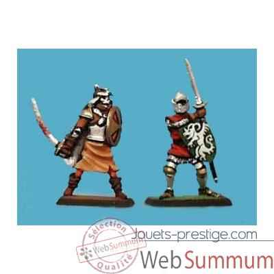 Figurine - Kit a peindre Guerriers - CA-024