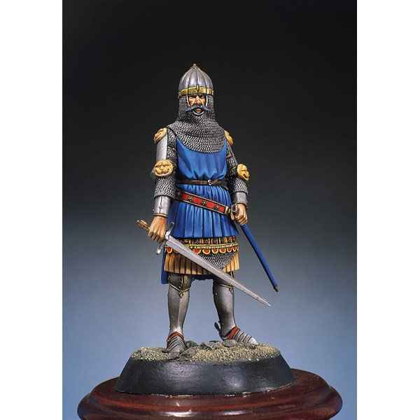 Figurine - Kit a peindre Sir John de Creek en 1325 - SM-F06