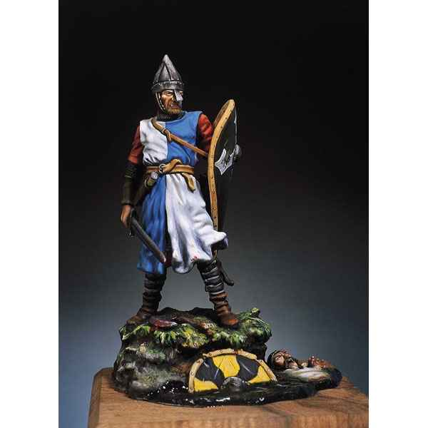 Figurine - Kit a peindre Chevalier normand  Hastings en 1066 - SM-F18