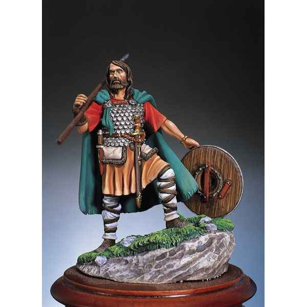 Figurine - Kit a peindre Chef de clan gallois en 1270 - SM-F27