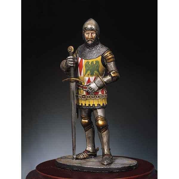 figurine kit peindre chevalier anglais en 1400 sm. Black Bedroom Furniture Sets. Home Design Ideas