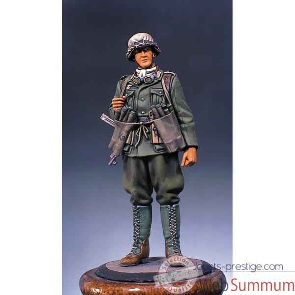 Figurine - Kit a peindre Grenadier allemand - S5-F10